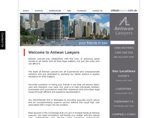 Antwan Lawyers